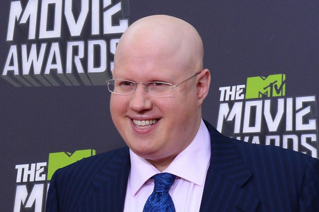 Little Britain star Matt Lucas arrives for the MTV Movie Awards in April 2013. Little Britain has been removed from BBC's iPlayer and Netflix due to the show's use of blackface. File Photo by Jim Ruymen/UPI