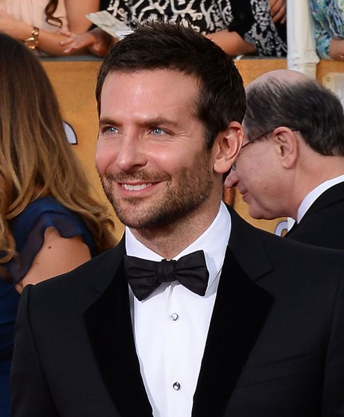 Actor Bradley Cooper arrives for the 20th annual SAG Awards held at the Shrine Auditorium in Los Angeles on January 18, 2014. the Screen Actors Guild Awards are telecast live on TNT. UPI/Jim Ruymen