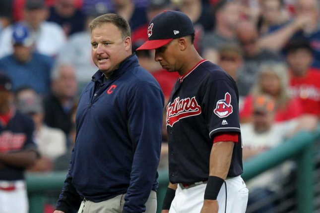 Cleveland Indians place LF Michael Brantley on DL