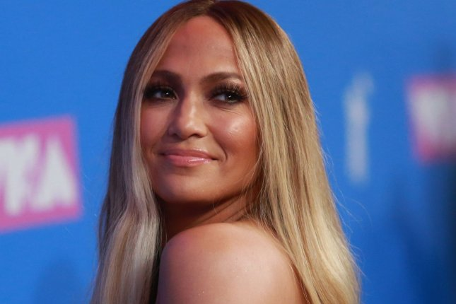 Jennifer Lopez partied with Sofia Vergara and other stars following her show Saturday in Las Vegas. File Photo by Serena Xu-Ning/UPI