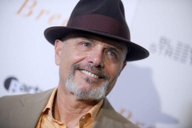 Joe Pantoliano is recovering from injuries he sustained when he was hit by a car while walking around his Connecticut neighborhood on Friday. File Photo by Dennis Van Tine/UPI