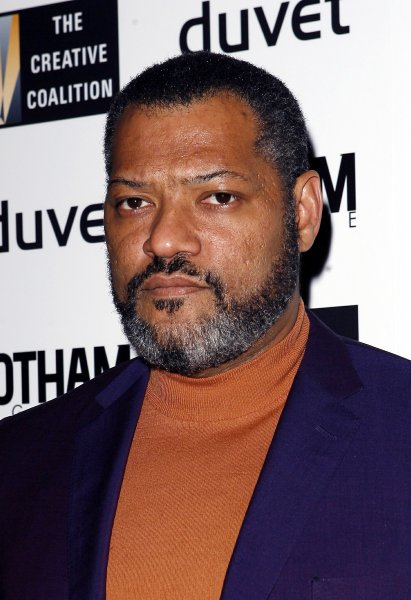 Laurence Fishburne arrives on the red carpet at the Creative Coalition Spotlight Awards and Christopher Reeve First Amendment Awards gala presented by Gotham Magazine in New York City on December 18, 2006. (UPI Photo/John Angelillo)