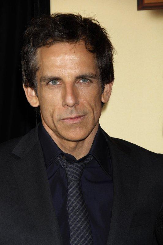 Ben Stiller arrives for the Tower Heist premiere at the Ziegfeld Theatre in New York on October 24, 2011. UPI /Laura Cavanaugh