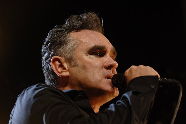 British singer Morrissey filed a formal complaint against the U.S. Transportation Security Administration this week after he said he was groped by a screening agent at San Francisco International Airport. The security agency denied the accusation, saying the screening agent had acted according to standard procedure. Photo: Rune Hellestad / UPI