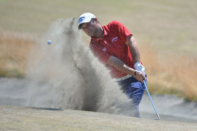 Patrick Reed. Photo by Kevin Dietsch/UPI