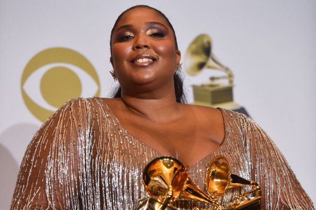 Lizzo will be a guest star on Disney's Proud Family revival, alongside Tiffany Haddish, Lil Nas X, Chance the Rapper, Lena Waithe and more. File Photo by Christine Chew/UPI