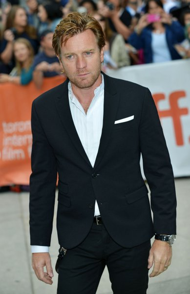 Ewan McGregor arrives for the world premiere gala screening of 'August: Osage County' at Roy Thomson Hall during the Toronto International Film Festival in Toronto, Canada on September 9, 2013. UPI/Christine Chew