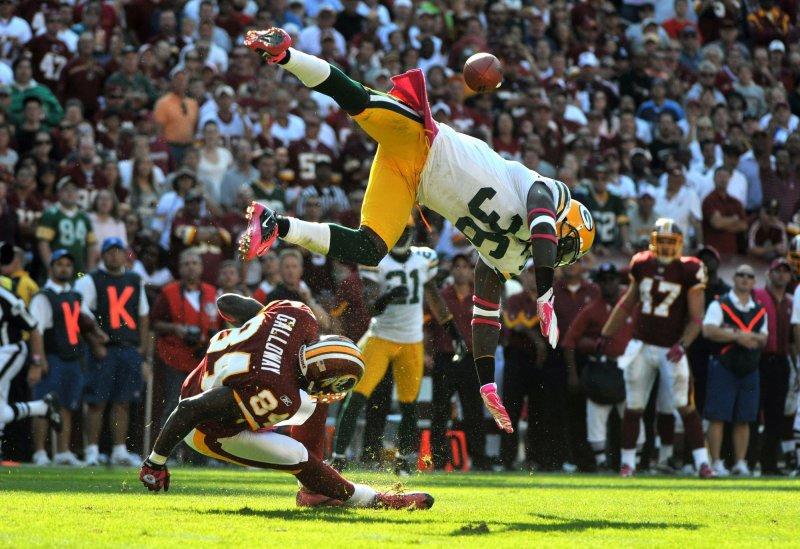 NFL: Washington 16, Green Bay 13 (OT)