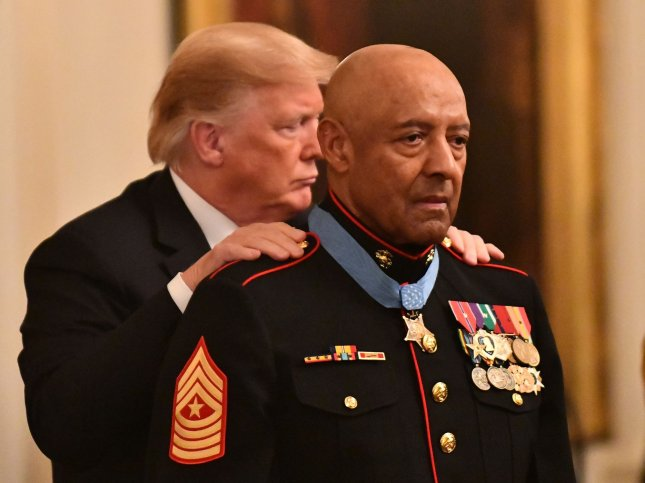 Marine who saved 20 lives during Vietnam receives Medal of