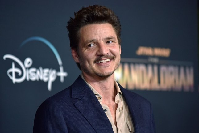 Pedro Pascal discussed The Mandalorian and his initial reaction to The Child, aka Baby Yoda. File Photo by Christine Chew/UPI