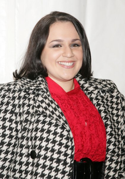 Nikki Blonsky arrives for the premiere of Doubt at the Paris Theater in New York on December 7, 2008. (UPI Photo/Laura Cavanaugh)