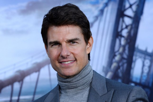 Tom Cruise, one of the most famous Scientologists (File/UPI/Jim Ruymen)