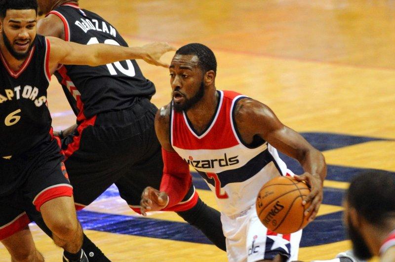 new style 24888 0940b League fines Washington Wizards' John Wall - UPI.com