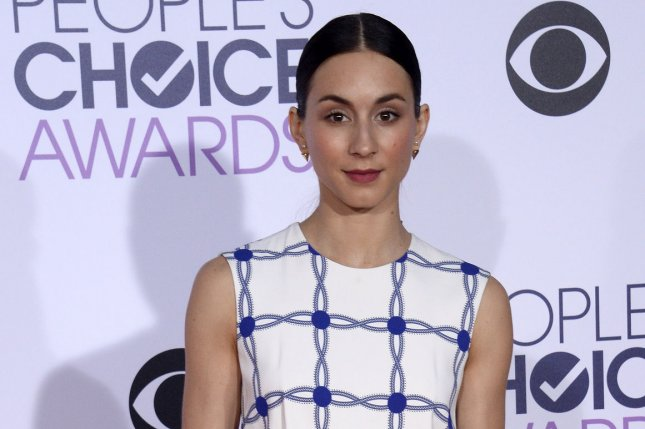 Actress Troian Bellisario arrives for the 42nd annual People's Choice Awards in Los Angeles on January 6. File Photo by Jim Ruymen/UPI