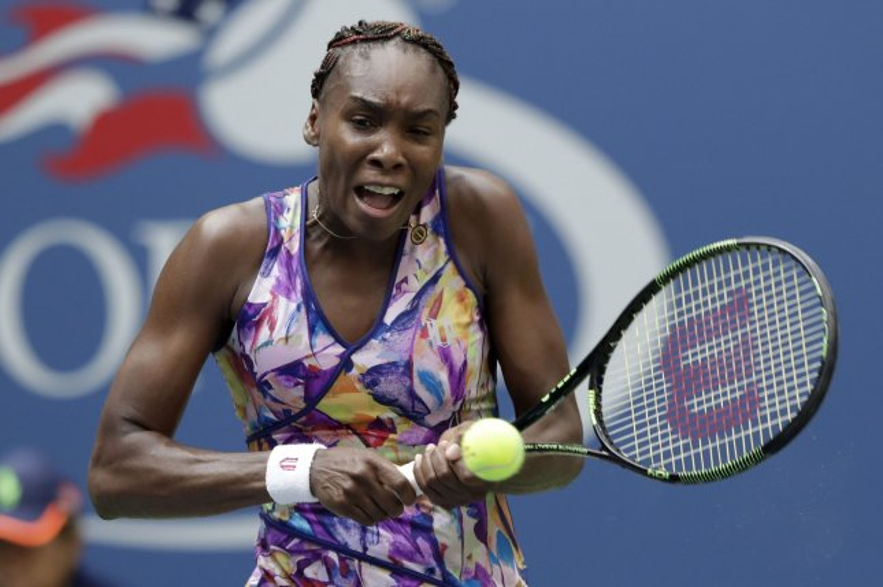 Venus Williams of the United States. Photo by John Angelillo/UPI