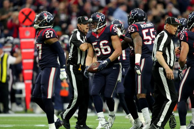 Houston Texans to release LB Brian Cushing