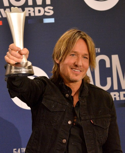 Country music star Keith Urban is to headline a 12-show residency in Las Vegas, starting in January. File Photo by Jim Ruymen/UPI