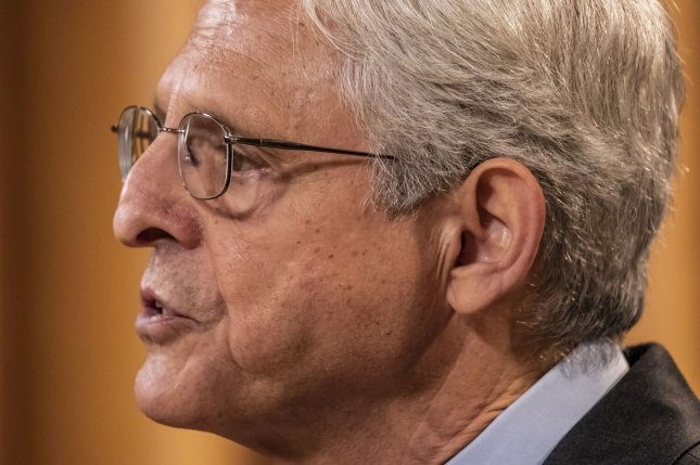 Attorney General Merrick B. Garland announced a lawsuit last week against Texas' law that bans most abortions in the state. Photo by Ken Cedeno/UPI