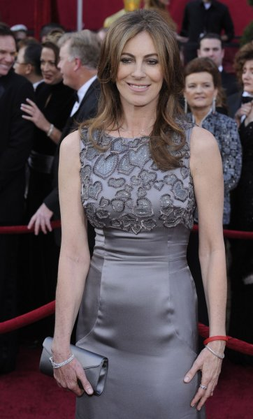 Director of The Hurt Locker Kathryn Bigelow arrives on the red carpet at the 82nd Academy Awards in Hollywood on March 7, 2010. UPI/Phil McCarten