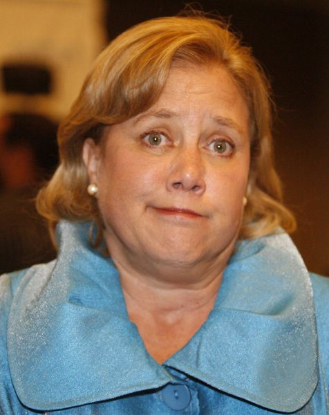 U.S. Sen. Mary Landrieu, D-La. answers questions before the Louisiana Jefferson Jackson dinner at the Hyatt Regency Hotel in New Orleans August 9, 2014. The annual gala serves as a fundraiser for the party and a place to showcase Democratic political candidates UPI/A.J. Sisco