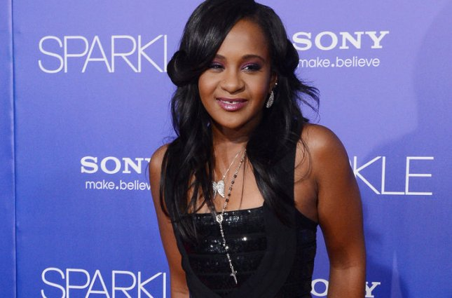 Pat Houston, aunt of late Bobbi Kristina Brown (shown here attending the premiere of Sparkle in 2012), revealed she had plans to send her niece to rehab, but they came too late. File Photo by Jim Ruymen/UPI