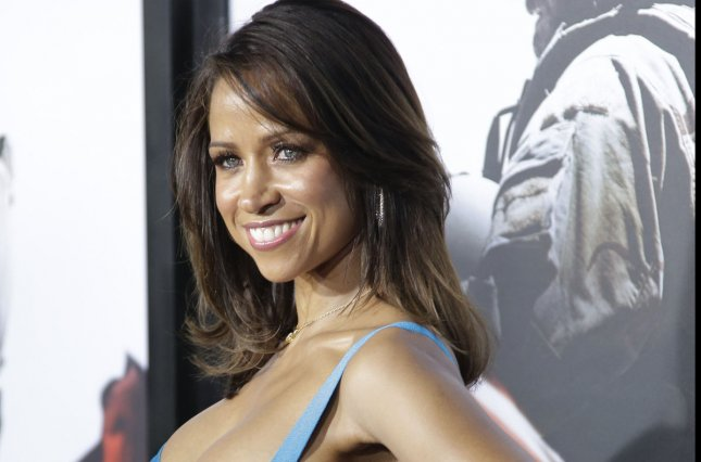 Stacey Dash at the New York premiere of American Sniper on December 15, 2014. The actress criticized the Oscar boycott Wednesday. File Photo by John Angelillo/UPI