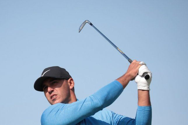 watch  brooks koepka climbs british open leaderboard before final day