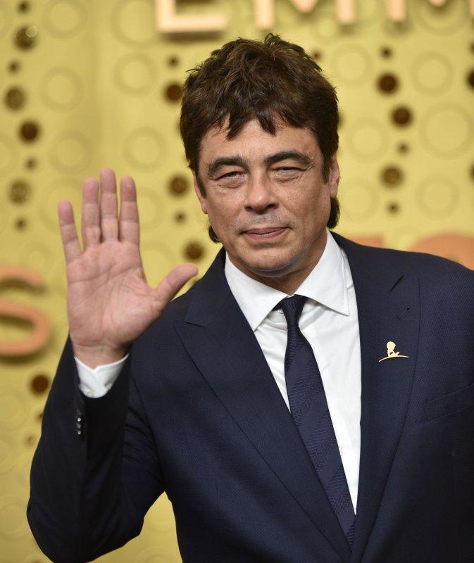 Benicio del Toro stars in the HBO Max original movie No Sudden Move.File Photo by Christine Chew/UPI