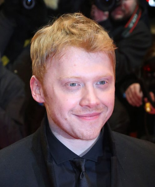 'Harry Potter' co-stars Rupert Grint, Bonnie Wright ...