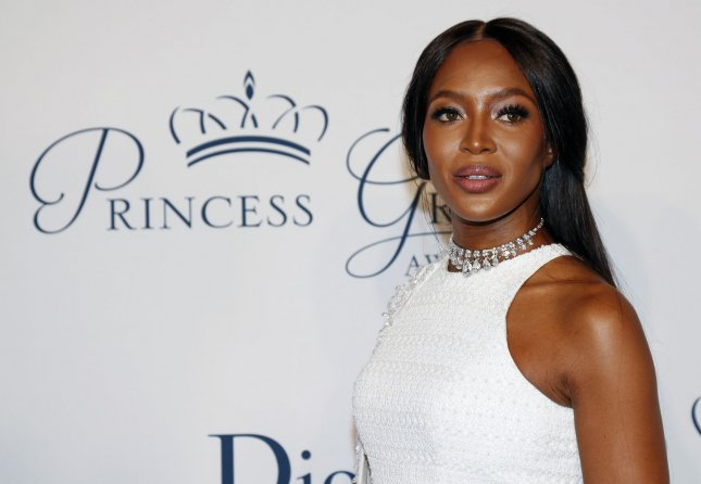 Naomi Campbell arrives on the red carpet at the 2016 Princess Grace awards gala at Cipriani 25 Broadway on October 24, 2016 in New York City. Photo by John Angelillo/UPI