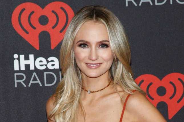 Lauren Bushnell attends the iHeartRadio Music Festival on September 23, 2016. File Photo by James Atoa/UPI