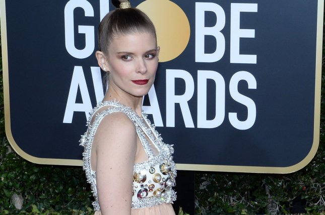 Actress Kate Mara is to star in the FX series, A Teacher. File Photo by Jim Ruymen/UPI