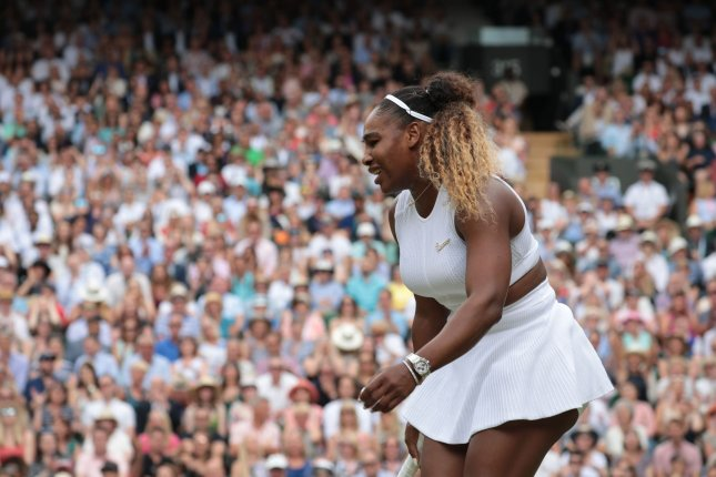 American Serena Williams is looking to win a record-tying 24th Grand Slam title at the 2019 U.S. Open. File Photo by Hugo Philpott/UPI
