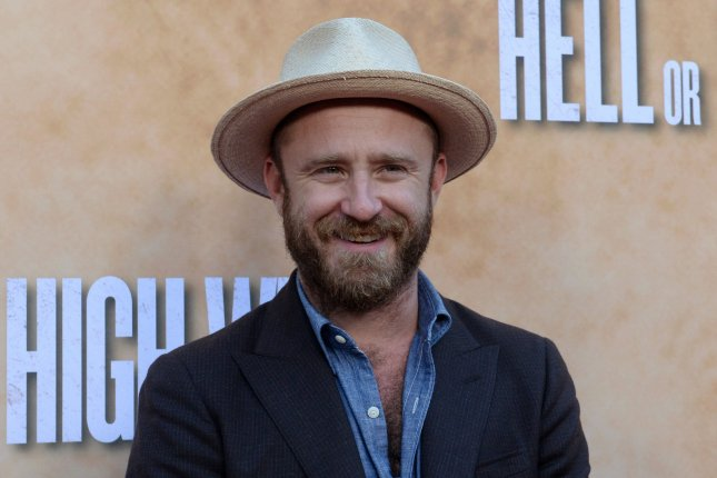 Ben Foster attends the premiere of Hell or High Water at the ArcLight Cinema Dome in the Hollywood section of Los Angeles on August 10. The actor turns 40 on October 29. File Photo by Jim Ruymen/UPI
