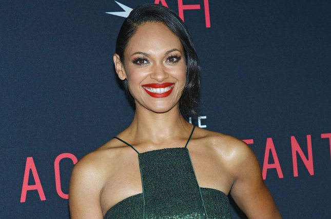 Lord of the Rings star Cynthia Addai-Robinson arrives at the world premiere of The Accountant in October 2016. Amazon's Lord of the Rings series is coming in September 2022. File Photo by Christine Chew/UPI