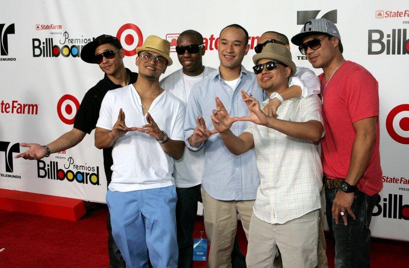 Dance group JabbaWockeeZ arrives for the 2009 Latin Billboard Awards at the BankUnited Center in Coral Gables, Florida on April 23, 2009. (UPI Photo/Michael Bush)