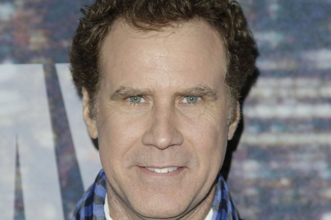 Will Ferrell at the SNL 40th Anniversary Special in February. The actor and Mark Wahlberg face off in a first 'Daddy's Home' trailer. File photo by John Angelillo/UPI
