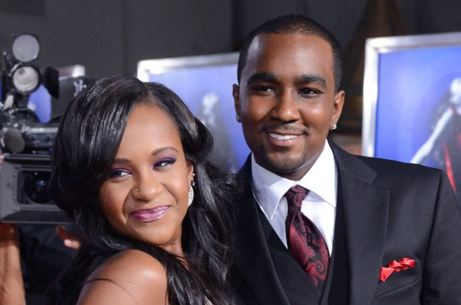 Bobbi Kristina Brown and her boyfriend Nick Gordon in 2012. Photo by Jim Ruymen/UPI