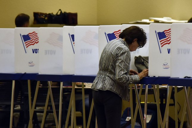 The U.S. Supreme Court said Monday it won't hear an appeal to a recent lower court ruling that struck down a North Carolina voter ID law. File Photo by Gary I Rothstein/UPI