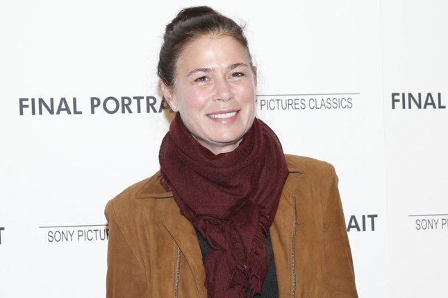Maura Tierney was rushed to the ER after a car reportedly clipped her bike. File Photo by John Angelillo/UPI