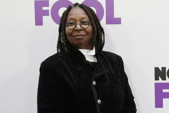 Whoopi Goldberg says she nearly died from pneumonia