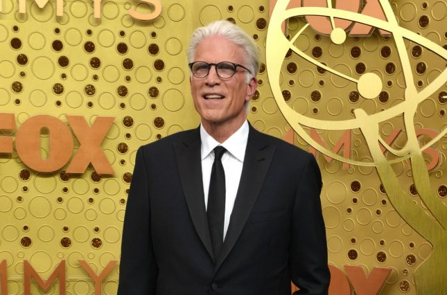 Ted Danson returns for the final season of The Good Place, Thursdays at 9 p.m. on NBC. Photo by Christine Chew/UPI