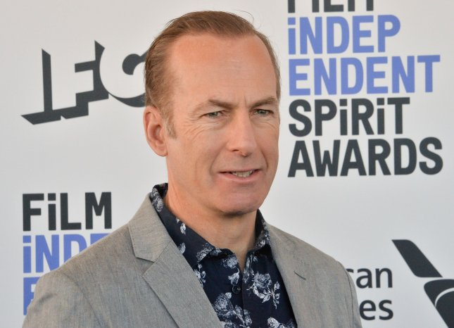 Bob Odenkirk tweeted that he is doing great after suffering a heart attack in July. File Photo Jim Ruymen/UPI