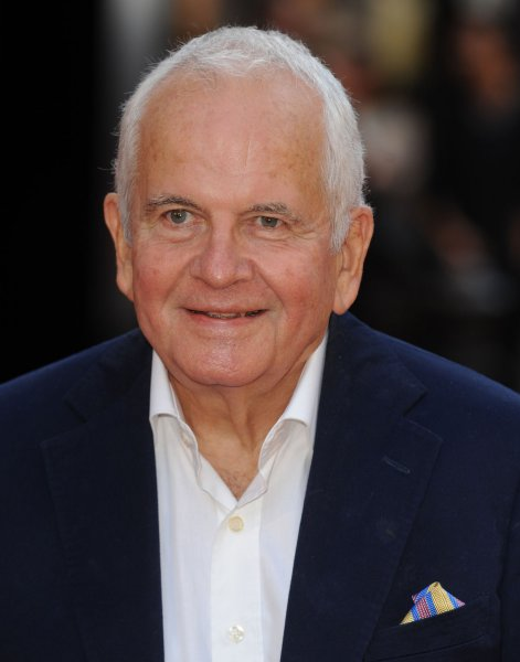British actor Ian Holm attends the world premiere of The Duchess at Odeon Leicester Square in London on September 3, 2008. (UPI Photo/Rune Hellestad)