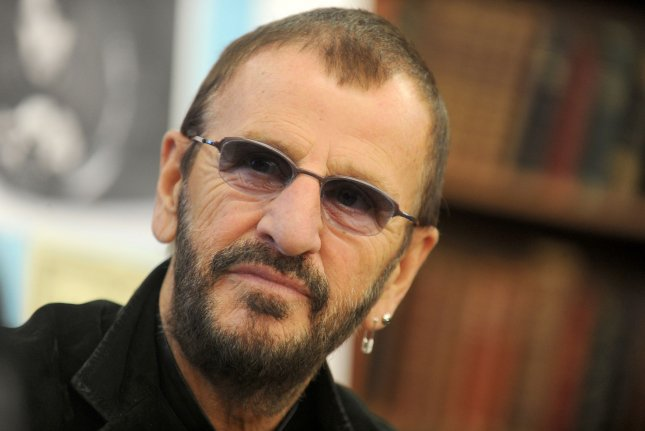 Ringo Starr is the second member of The Beatles to become a knight. File Photo by Dennis Van Tine/UPI
