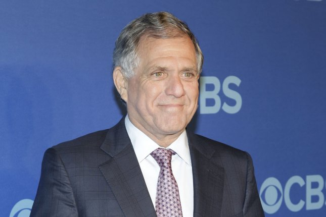 CBS CEO Leslie Moonves, who faces allegations of sexual harassment, remains at CBS while the board has hired two firms to investigate the accusations by six women, which surfaced in The New Yorker Friday. File Photo by John Angelillo/UPI