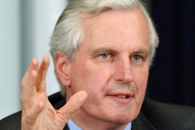 EU Brexit negotiator Michel Barnier suggested that EU leaders could meet again before the end of the month on Brexit. Photo by Roger L. Wollenberg/UPI