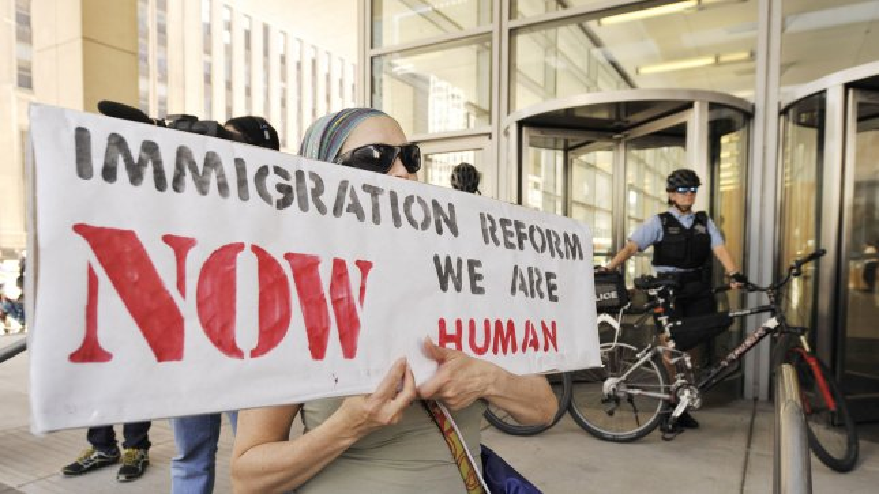Study: Immigrants embrace American values