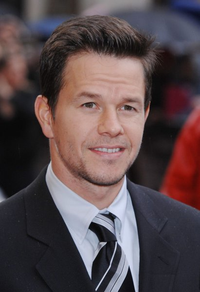 American actor Mark Wahlberg attends the premiere of Shooter at Odeon West End, Leicester Square in London on March 29, 2007. (UPI Photo/Rune Hellestad)