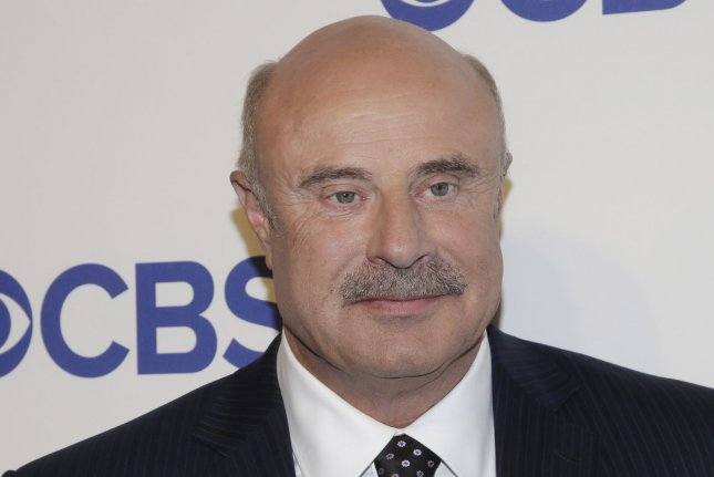 Dr. Phil arrives on the red carpet at the 2016 CBS Upfront at Oak Room on May 18, 2016 in New York City. Dr. Phil will be sitting down with JonBenet Ramsey's brother Burke to discuss the infamous murder case in for a three-part series. File Photo by John Angelillo/UPI